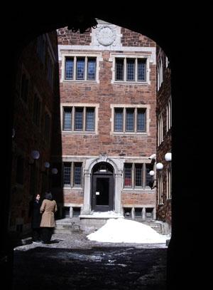 antiquary courtyardery - photo