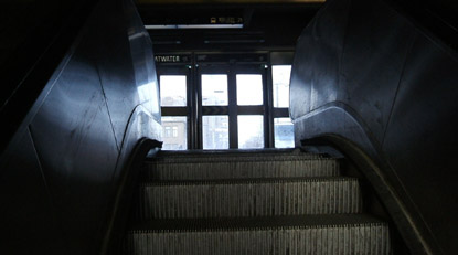 underground - photo by jeremy clarke