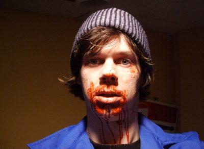 zombie w. k. - photo